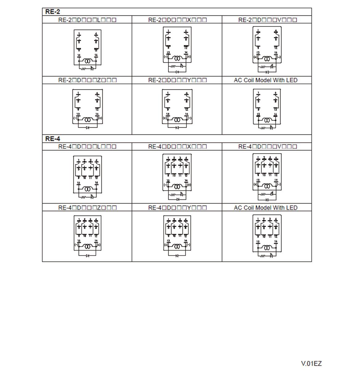 RE Relay Goodsky Relay Manufacturer - Goodsky spdt relay datasheet